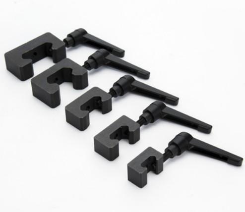 直线导轨限位块固定环锁紧定位线性方滑块夹紧挡圈轴套止推环